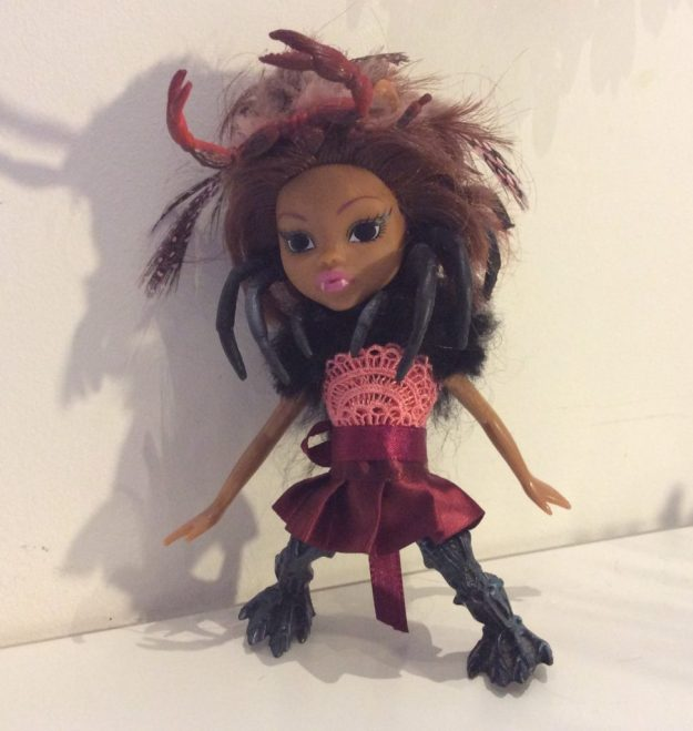 spiderella dolly by Suzanne Forbes Feb 2017