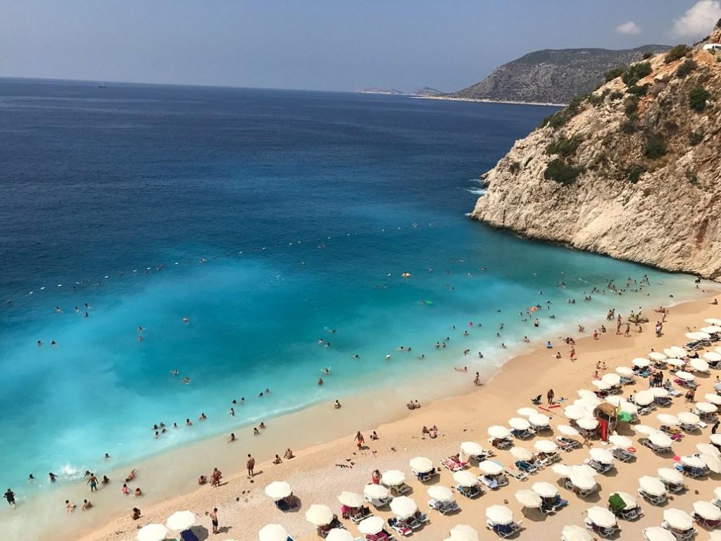 beautiful and cheap Turkey beach