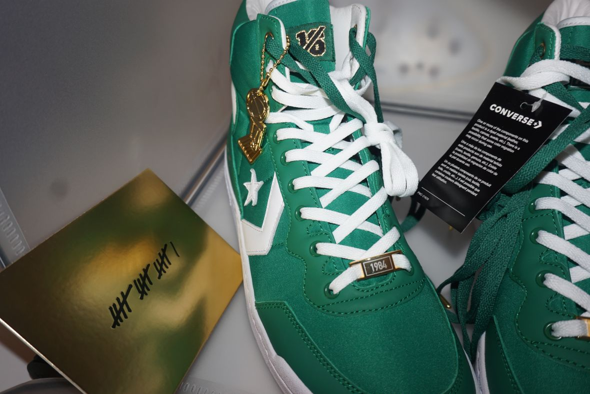 "580579c2f71c Review  Converse Fast Break Hi x Kevin McHale ""No Easy Buckets"" – Think  16 Art Of A Champion"