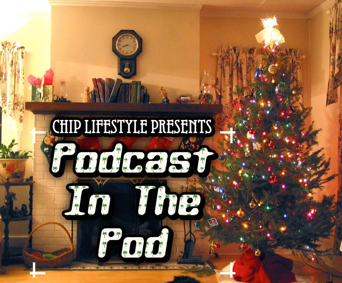Christmas Podcast.Podcast In The Pod Episode 16 Favourite Christmas