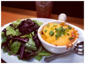 Crawfish and Andouille Pot Pie, Brenda's French Soul Food