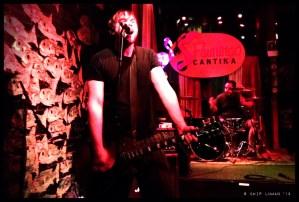 Punk vs. Rockabilly 3 - The Buzzkillers, Flamingo Cantina, Austin, TX March 10, 2013 @SXSW @flamingocantina @SXSWInteractive