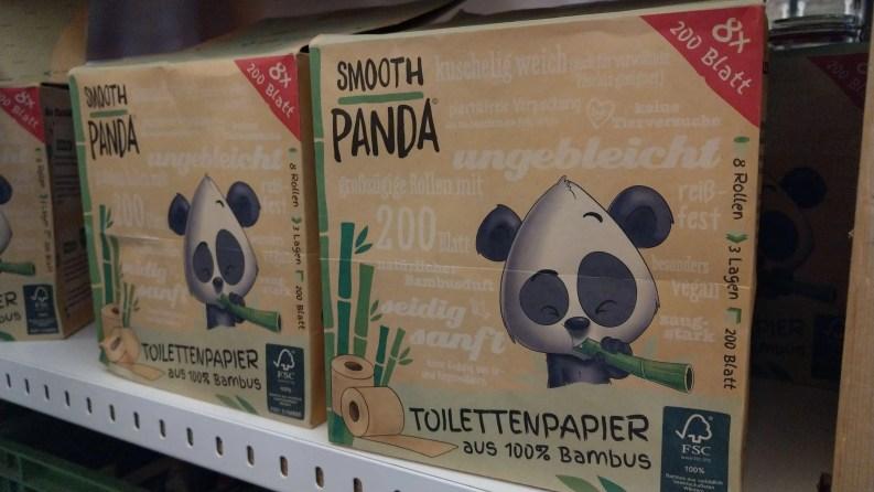 Smooth Panda與FSC認證標章