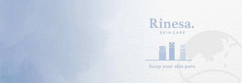 Rinesa Skin Care × 自然純淨的極簡保養