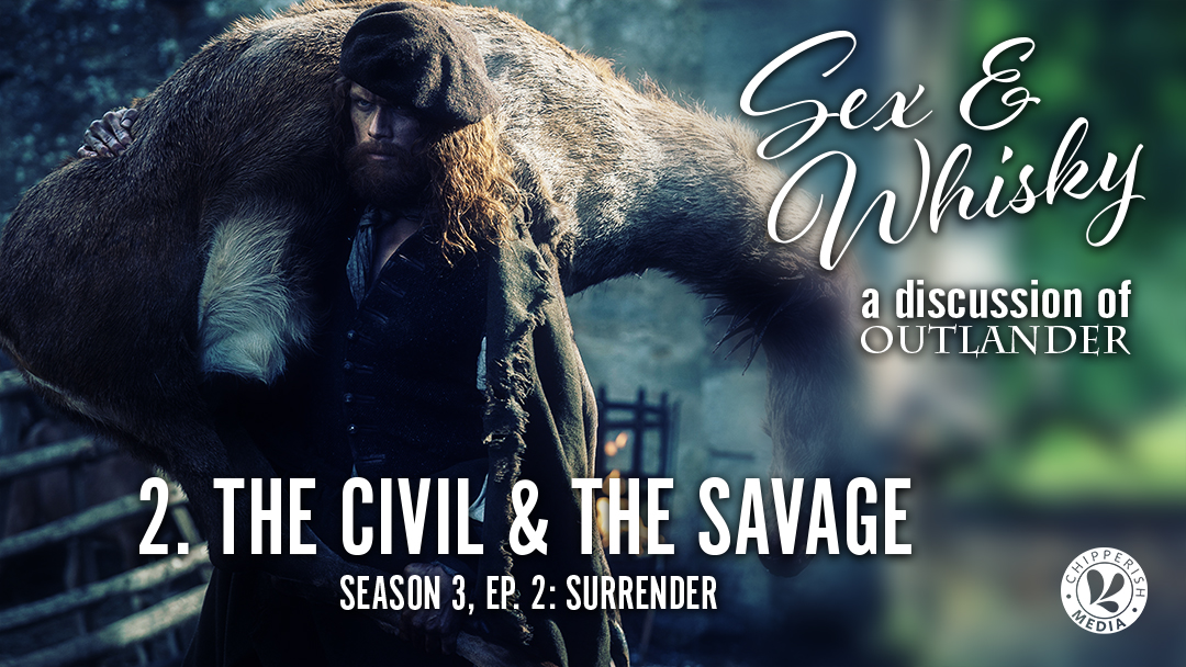 S&W #2. The Civil & The Savage