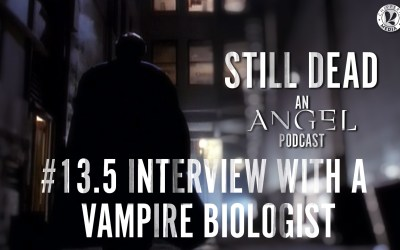Still Dead #13.5. Interview with a Vampire Biologist
