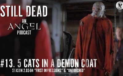 Still Dead #13. Five Cats in a Demon Coat (S2. 3-4)