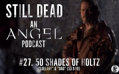 Still Dead #27. 50 Shades of Holtz. (S3.9-10)