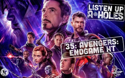 #35. Avengers: Endgame Hot Take with Rob Heiret
