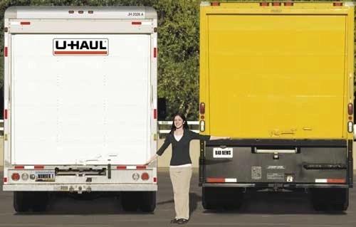 15 Cab Truck U Foot Haul