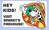 Visit Sparky's Firehouse