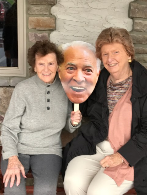 Helen Gleason & Phyllis