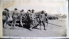 """six-inch Howitzer"""