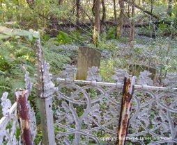 Van Gordon headstones