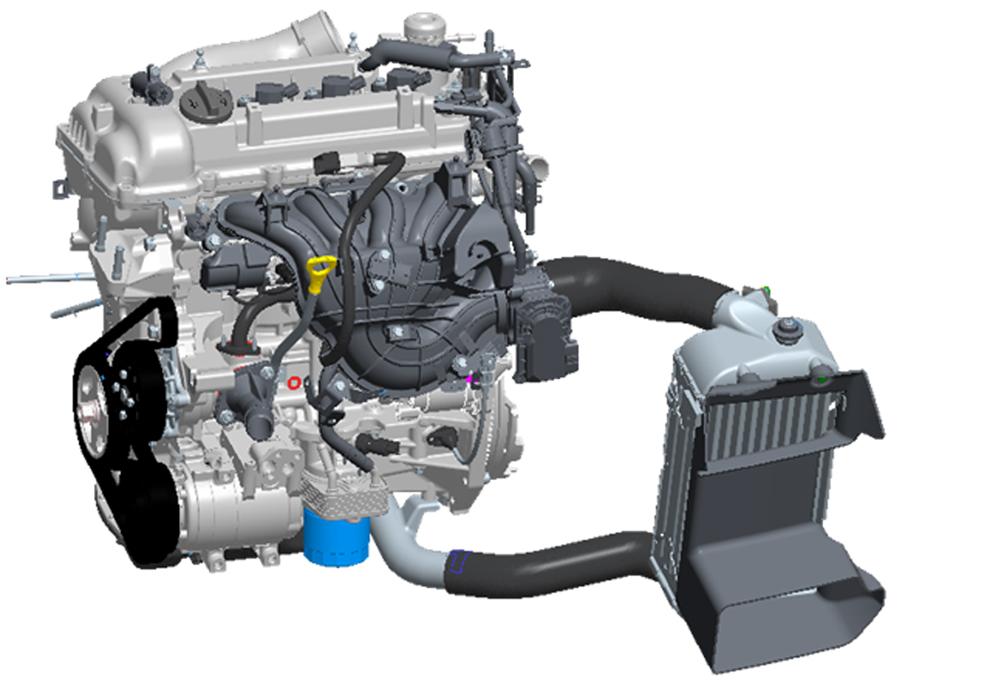 2013 hyundai veloster turbo engine diagram