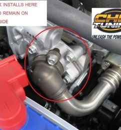 for individual vehicle egr fitting instructions click on the appropriate link below  [ 1024 x 768 Pixel ]
