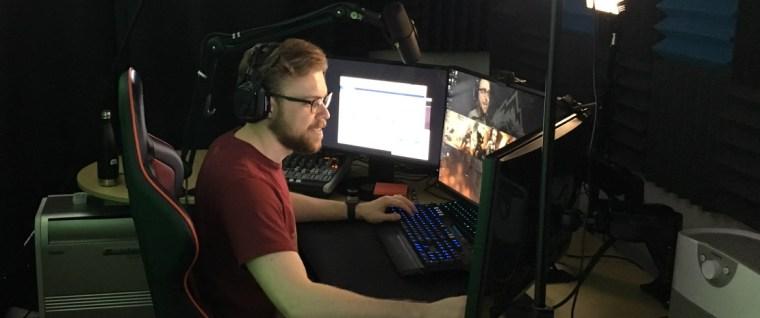gamer stream