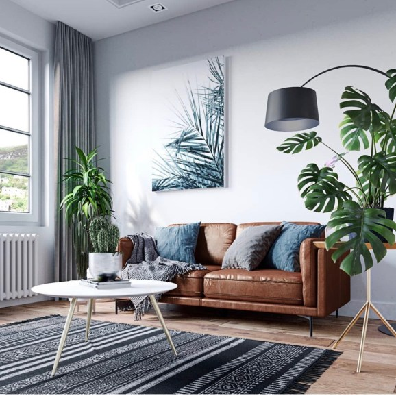 How To Style A Small Modern Living Room Small Living Room Ideas