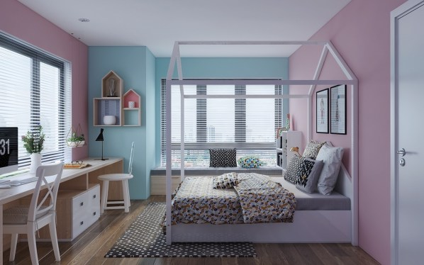 house themed kids bedroom Stylish and Functional Kid's Bedroom