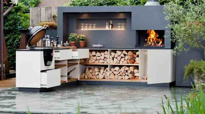 31 outdoor kitchen ideas decorsnob e1570568807124 DIY Outdoor Kitchen