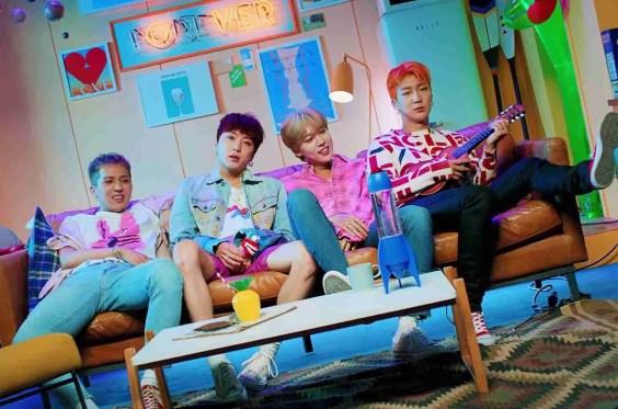 K-POP Corner at Home