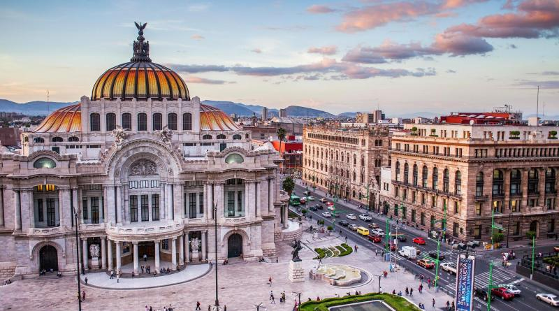 mexico city travel.adapt .1900.1 Tourist Attractions in Mexico