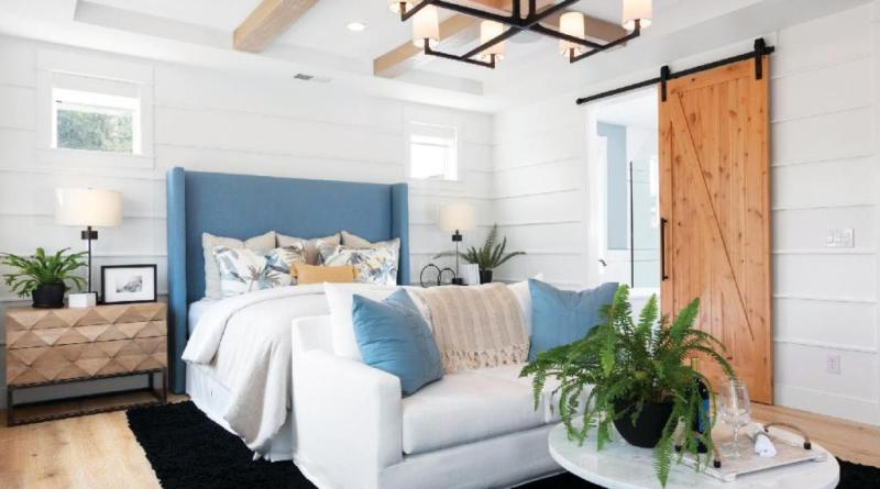 Modern Coastal Farmhouse Decor Master Bedroom Coastal Farmhouse Decor