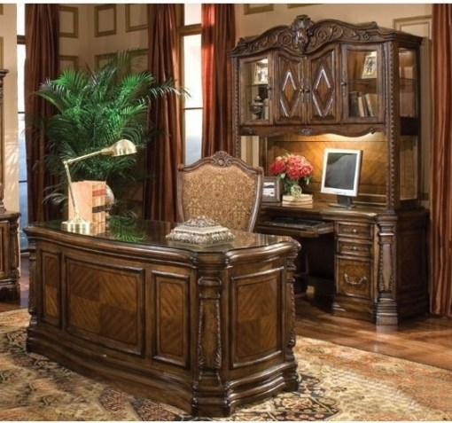 How to Style a Vintage Home Office