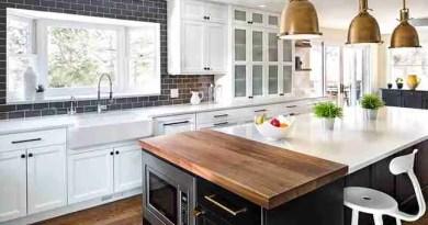 Kitchen Island.Vignette.Portfolio kitchen remodel