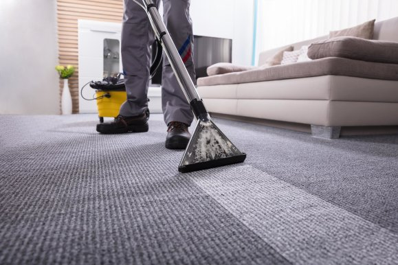 Hire Carpet Cleaning Services