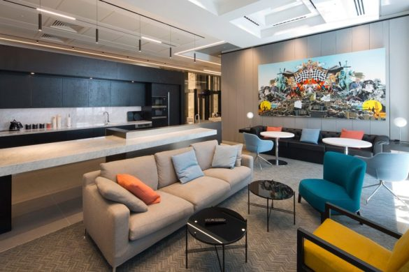 The Future of Office Fit Outs