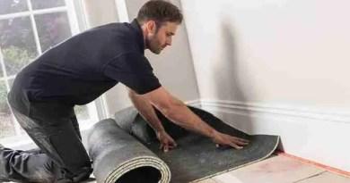 carpets underlay 5 Expert Plasterer