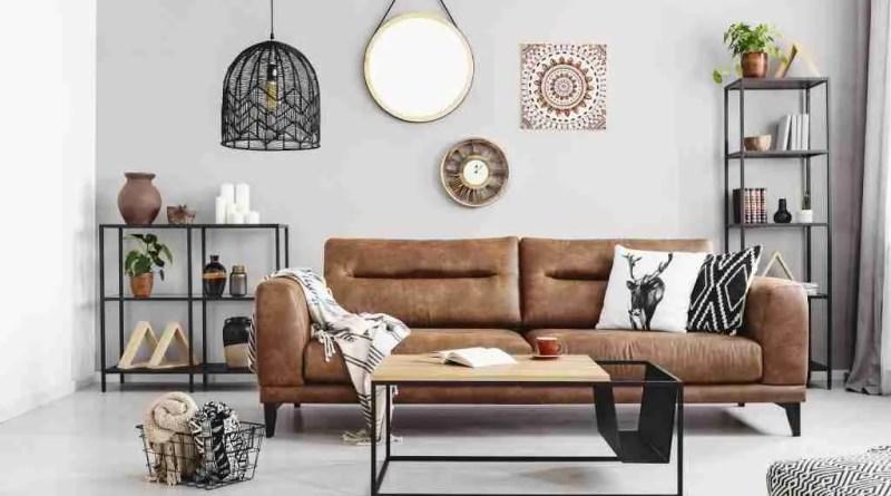 Modern Boho Chic Arclin TFL Design Trends 2019 1 1024x683 1 the Perfect Room