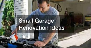 Small Garage Renovation Ideas