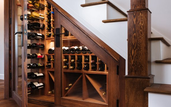 Designing Your Ideal Wine Cellar