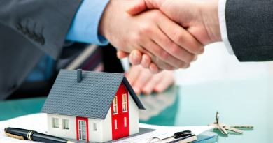 Mortgage Between Houses