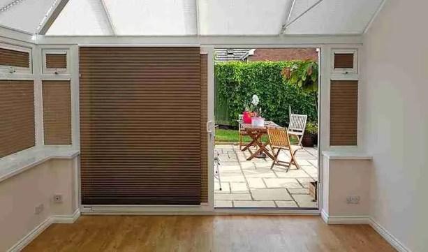 Sliding Door Blinds02 Window Treatments for Sliding Glass