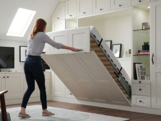 8 Space Savers That Makes Small Apartment Living Great
