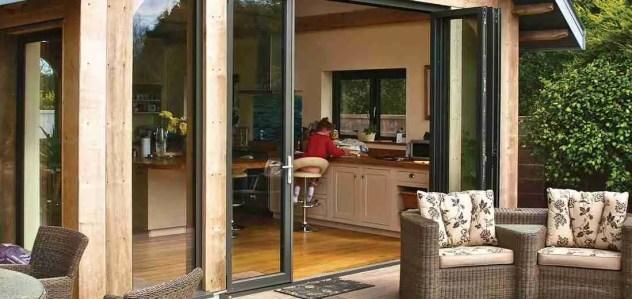 bi fold doors vs sliding doors banner Window Treatments for Sliding Glass