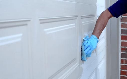 How to Clean a Garage Door Properly