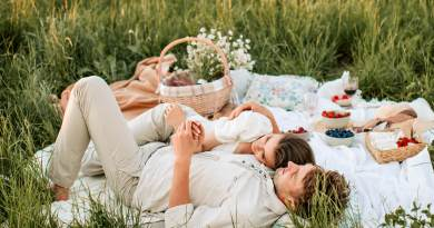 romantic picnic date ideas Game Characters