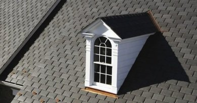 CertainTeed Symphony Composite Slate Roofing Outdoor Area