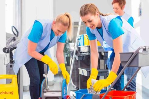 clean buildings