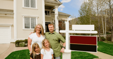 THR Purchasing a New Construction Home