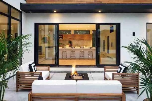 backyard patio door ideas 1 How Much Do Patio Doors Cost?