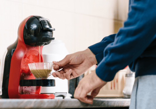 dw Coffee Makers