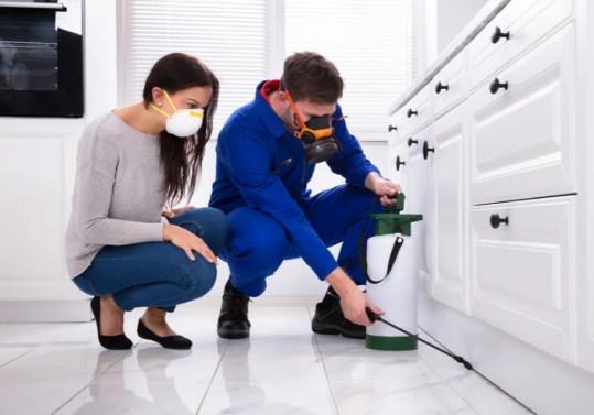 fedrr Eliminating Pests