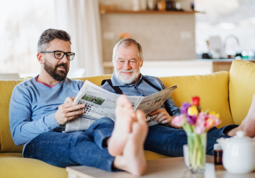 Want to Bring Your Senior Parents Home? Here's How to Prepare
