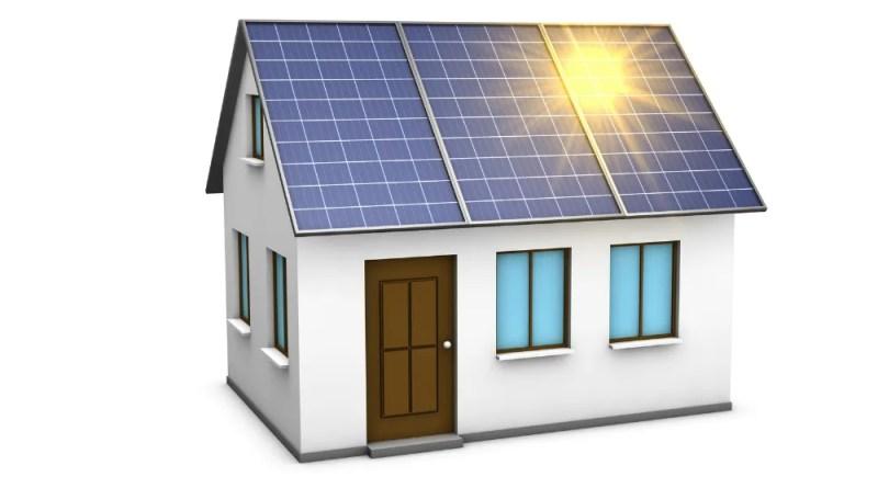 dfev Home Needs Solar Energy