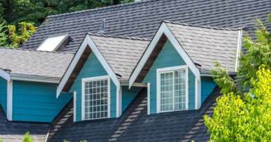 How Different Styles of Roofs Can Improve the Look of Your Home